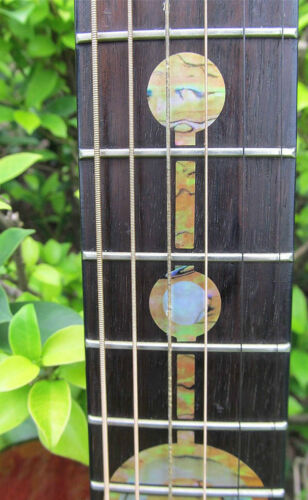 Guitar Inlay Stickers Decals