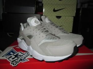 ea48e9c11b3fb SALE NIKE AIR HUARACHE RUN COBBLESTONE WHITE SZ 7-13 NEW 318429 040 ...