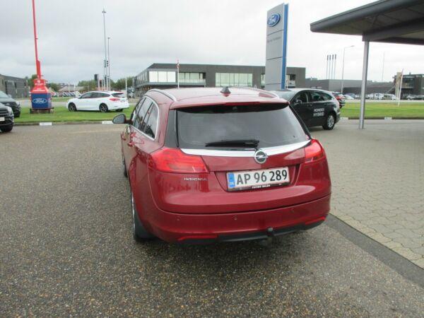 Opel Insignia 1,8 Edition ST - billede 2