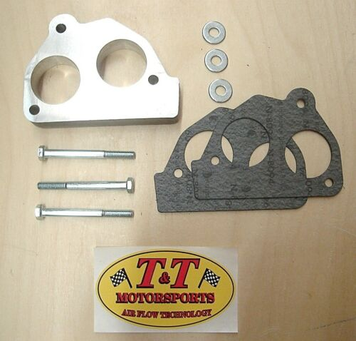 TNT Throttle Body TBI Spacer 88-91Chevy GMC 1500 5.7L   T1 Kit
