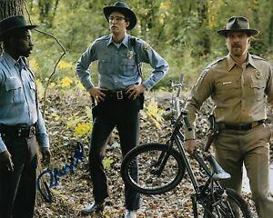 GFA-Stranger-Things-Officer-ROB-MORGAN-Signed-Autograph-8x10-Photo-AD1-COA