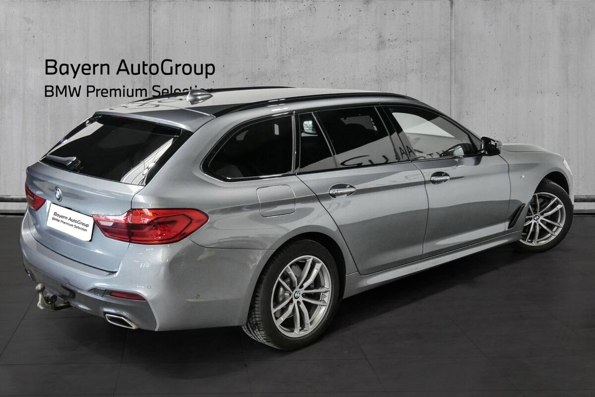 BMW 520d Touring M-Sport aut.