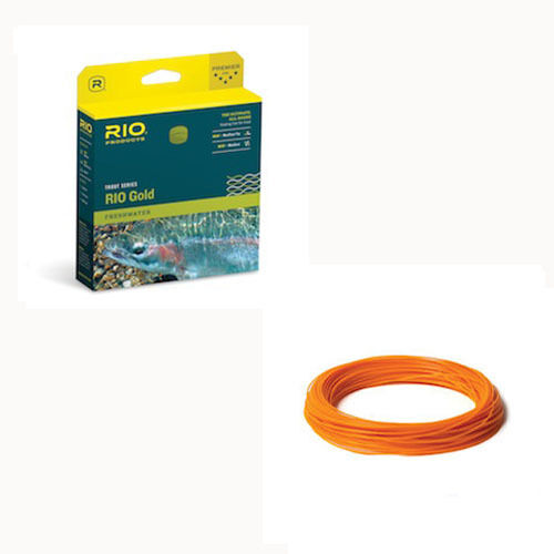 Rio oro Tournament Fly Line, wFree Shipping in US