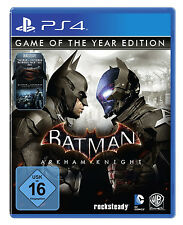 Batman: Arkham Knight Game of The Year Edition PS4 Neu