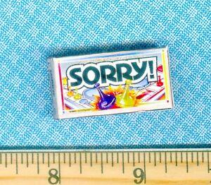 Dollhouse-Miniature-Size-Board-Game-SORRY-Box