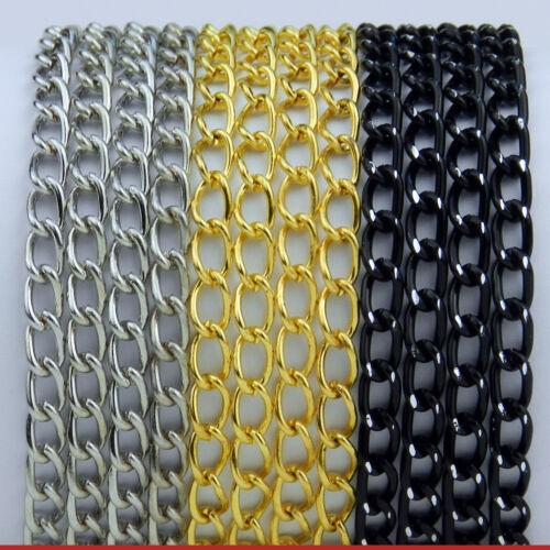 Twisted bijoux craft making gourmette en haute qualité couleurs prix par mètre