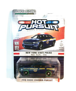 GREENLIGHT-1-64-42800-F-CHASE-GREEN-MACHINES-2016-DODGE-CHARGER-PURSUIT