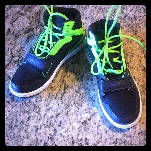 Retro Nike Jordan's 23 Neon Green Comfortable best-selling model of the brand