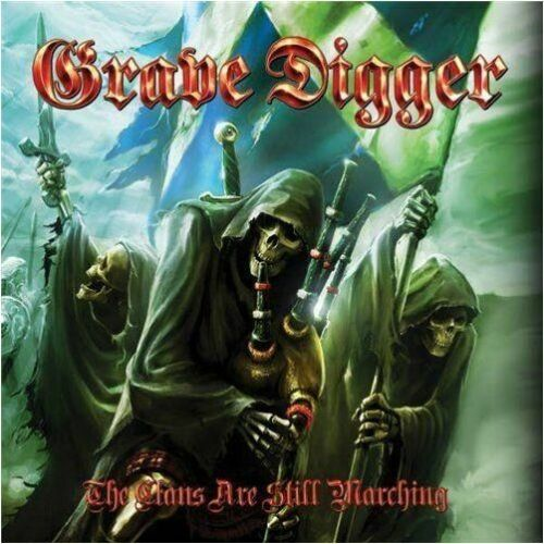 1 von 1 - GRAVE DIGGER - The Clans Are Still Marching  [CD+DVD Mediabook] DCD