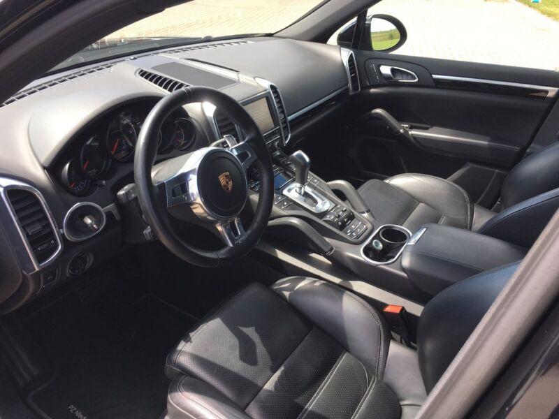 Porsche Cayenne D Tiptr. - 8