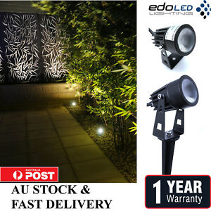 Outdoor 12V 5W COB LED Waterproof Spotlights landscape