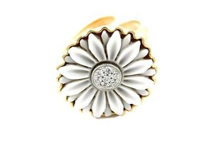 Round-Flower-Ring-925-Sterling-Silver-Hand-Made-in-Italy-ORIGINAL-by-Artisan