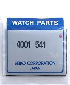 NOS-New-1-PC-Seiko-6430A-6439A-4001-541-Piece-Piece-4001541-Original