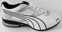 PUMA Tazon 5 NM 186852-04 Men's Athletic Shoes White/Black/Silver  NEW
