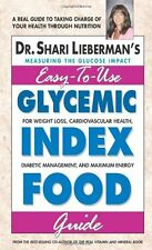 Glycemic Index Food Guide: For Weight Loss, Cardio