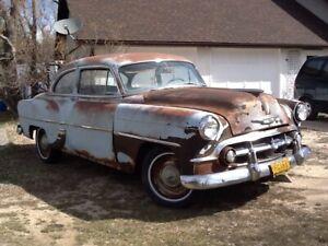 1953 Chevrolet Bel Air / 150 / 210 210