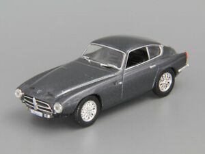 Pegaso-Z-102-Color-Gris-Espanol-de-2-puertas-Coupe-Coche-Modelo-Diecast-Escala-1-43-1955