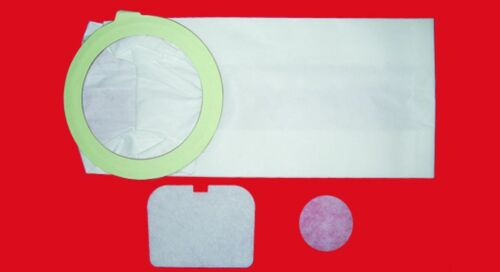 Staubsaugerbeutel GD 10 Back Spezialpapier Staubsack passend für NILFISK