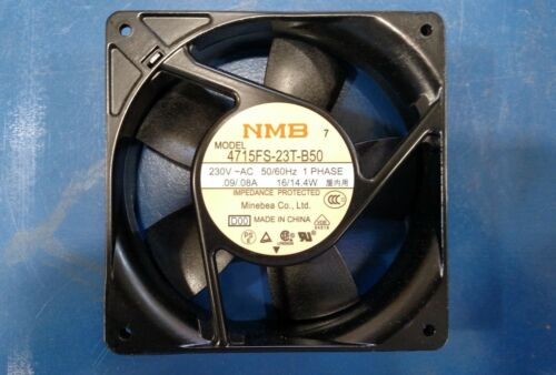 Minebea NMB Fan 4715FS-23T-B50 230VAC, buy today for $18.00