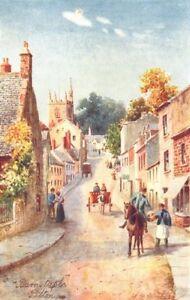 NORTH DEVON. Pilton. North Devon 1906 old antique vintage ...