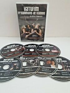 Hatufim-Prisonniers-de-Guerre-La-Serie-Complete-Dvd-2013-7-Disc-set