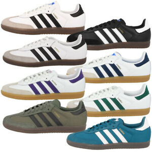 Details about Adidas Samba Original Trainer OG LEISURE SHOES INDOOR TRAINERS FOOTBALL show original title