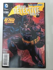 BATMAN-DETECTIVE-COMICS-19-2013-DC-52-COMICS-GIANT-SIZE-80-PAGES-FABOK-ART