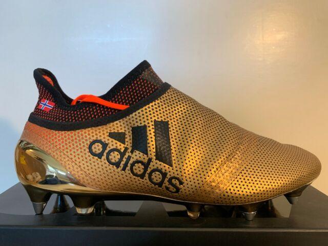 Adidas X 17+ Purespeed FG tactile gold metalliccore black