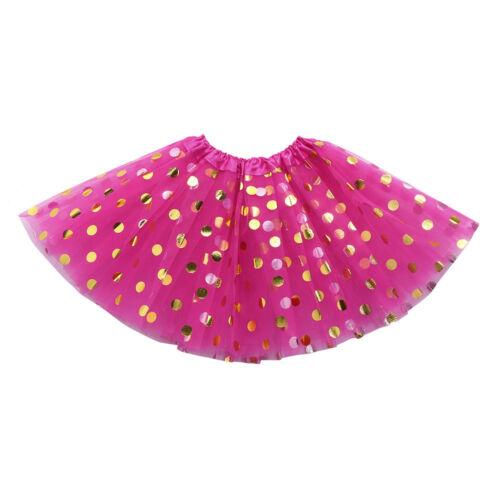 Princess Baby Girls Kids Skirt Dress Floral Tutu Ballet Skirts Fancy Party Skirt