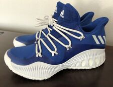 reputable site 20013 da65b Adidas Crazy Explosive Low w  Boost NBA NCAA Basketball Shoes Royal Blue  BY3243