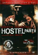 Hostel 2 (DVD, 2007, Unrated Directors Cut)