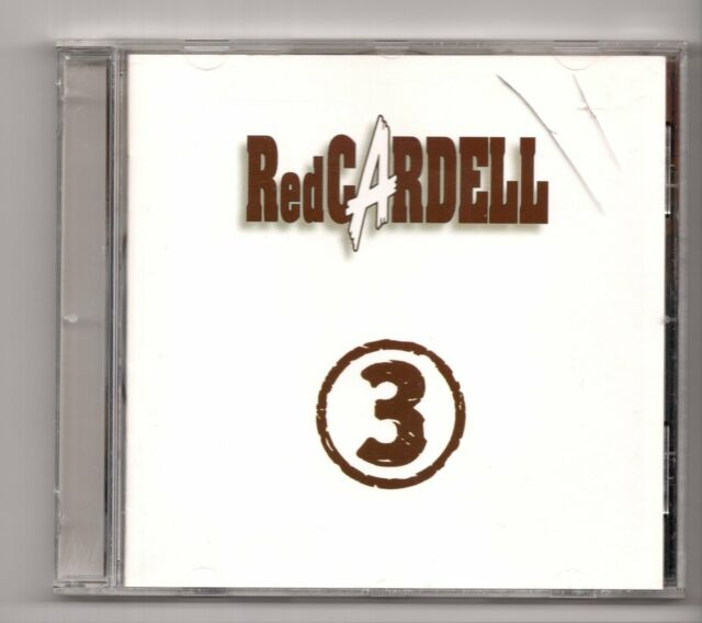(IY63) Red Cardell, 3 - 1997 CD