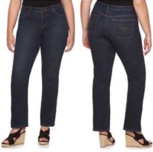 Fit 50 12 Stretch Denim Chaps Bootcut Slimming Nwt Women Sz Pant Katelyn Jean wSYFqv7F4