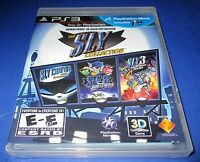 Sly Cooper Collection Sony Playstation 3 - Ps3 - Factory Sealed Free Shipping