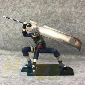 Naruto-Shippuden-Hatake-Kakashi-Ninkai-Taisen-Ver-6-034-Pvc-Figura-Estatua-De-Juguete