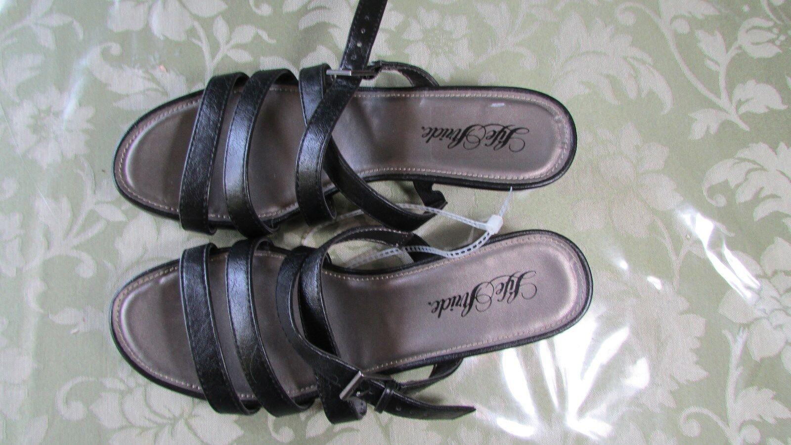 New Life Stride Women's 7.5M Slides Slip On Sandals 6.5M 7.5M Women's 8.5M 730c6f