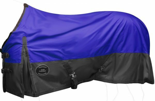 ENGLISH WESTERN SADDLE HORSE 1200D HEAVY WATERPROOF TURNOUT SHEET ALL SIZES