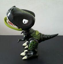 Zoomer Chomplingz Dino Interactive Pet Dinosaur Green T-Rex Robot Spin Master