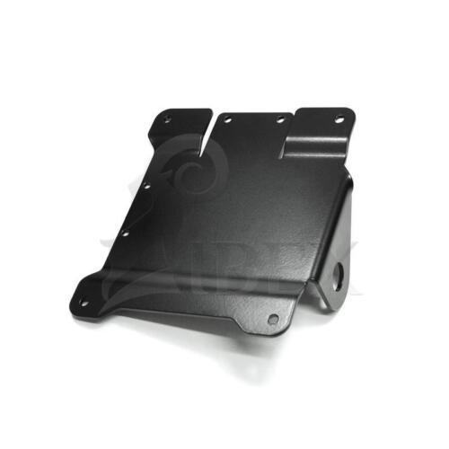 Support de plaque d/'immatriculation plaque support sur le côté Universel d20 Ibex