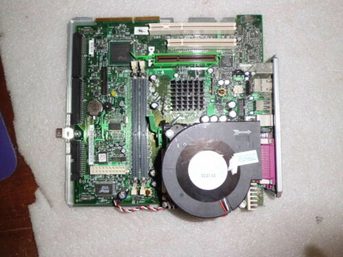 DELL 04T274 4T274 MOTHERBOARD WITH CPU FAN
