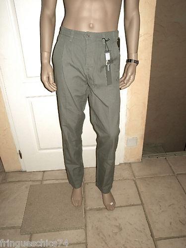Pantalon droit  KANABEACH cartelito size 42 NEUF ÉTIQUETTE