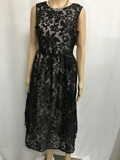 24b4f7bf95f3 item 1 BOOHOO BOUTIQUE SIZE 12 ,BNWT ARIA EMBROIDERED ORGANZA SKATER DRESS  -BOOHOO BOUTIQUE SIZE 12 ,BNWT ARIA EMBROIDERED ORGANZA SKATER DRESS