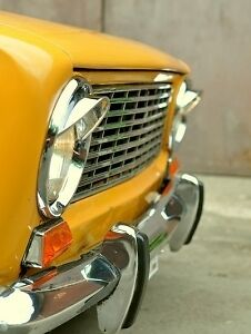 Headlight Visors Set LADA 2101 2102 GAZ 21 ZAZ 968