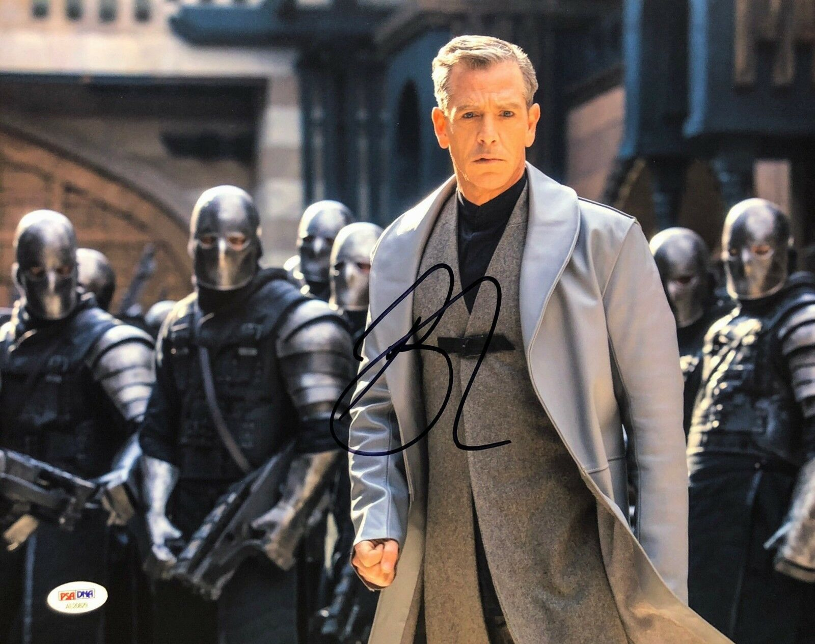 Ben Mendelsohn Signed 'Robin Hood' 11x14 Photo PSA AE20829