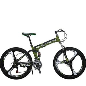26-034-Folding-Mountain-Bike-21-Speed-Bicycle-Disc-Brakes-MTB-Full-Suspension-Bikes