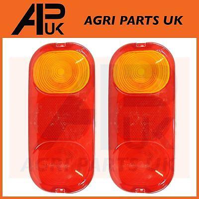 JCB 2CX 3CX 4CX Rear Lamp Light 700//50024 Brake Indicator Backhoe Digger