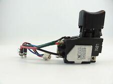 Makita #650564-0 Genuine Switch for BTD130FW BTD141 BTW253 BTW251 BTD142 BTD140