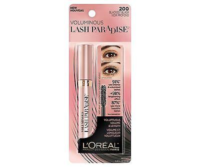 L'oreal Voluminous Lash Paradise Mascara Waterproof, Washable Pick Your Type