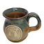 miniature 5 - Sunset Hill Stoneware Collection Coffee Mug National State Park Museums Pottery