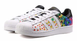 order attractive price unique design Dettagli su adidas Superstar Pride 2018 Limited Edition Nuove New Shoes US7  EU40 B27737